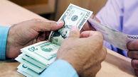 دلار بانکی۳۴۲۰ تومان شد