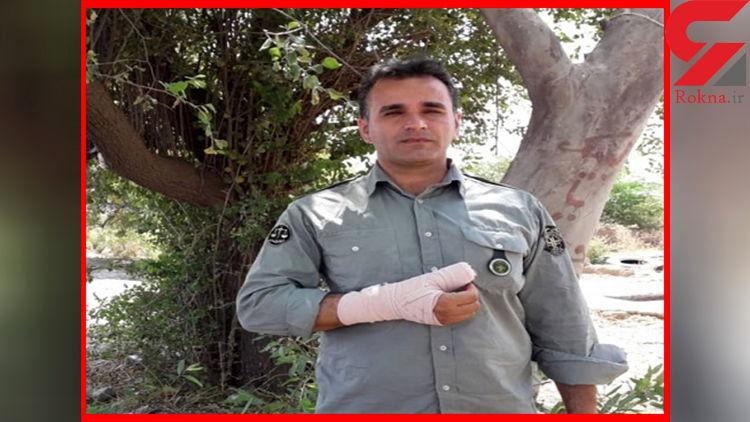 حادثه خونین برای محیط بان فداکار خوزستانی+عکس