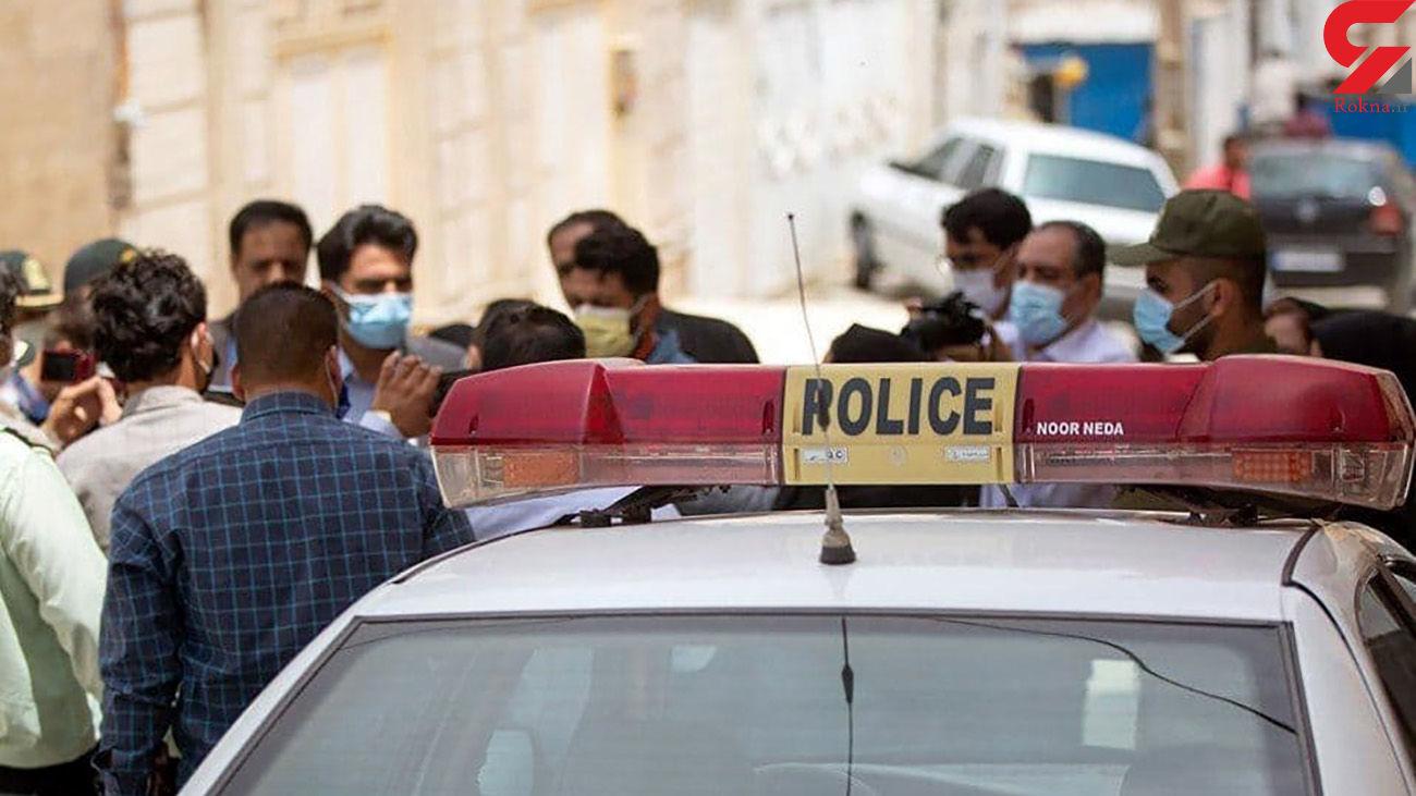 بازداشت 2 قاتل مسلح در تهران