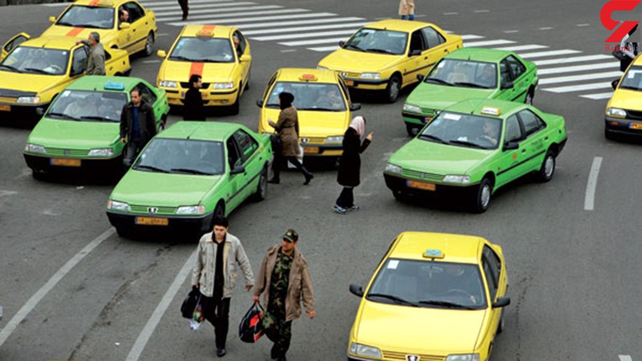 کرونا جان 200 تاکسیران تهرانی را گرفت