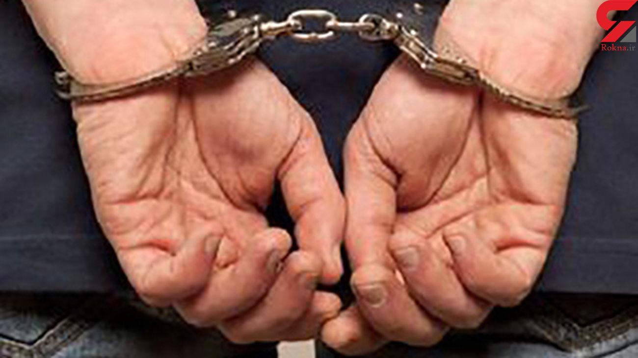 قاتل 25 ساله مرد 51 ساله را در رودان کشت