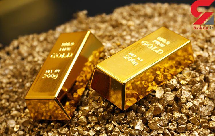 آخرین قیمت جهانی طلا امروز شنبه (۹۸/۰۸/۱۱)