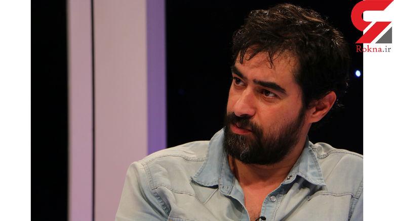 حمایت شهاب حسینی از حسن روحانی در انتخابات