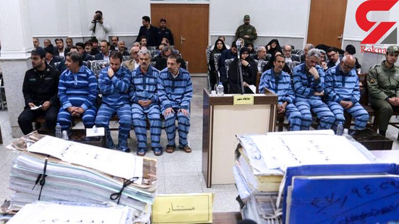 نماینده دادستان: متهمان برای بازگرداندن اموال سپرده گذاران همکاری کنند