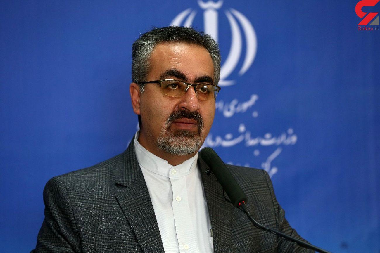 آماررسمی مبتلایان به کرونا در ایران تا دهم فروردین/ در 24 ساعت گذشته 2901 نفر به کرونا مبتلا شدند