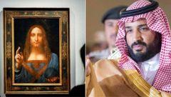 بن سلمان در دام 450 میلیون دلاری مسیح نجات بخش
