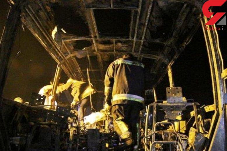2 زن در میان کشته شدگان فاجعه سنندج + اسامی قربانیان