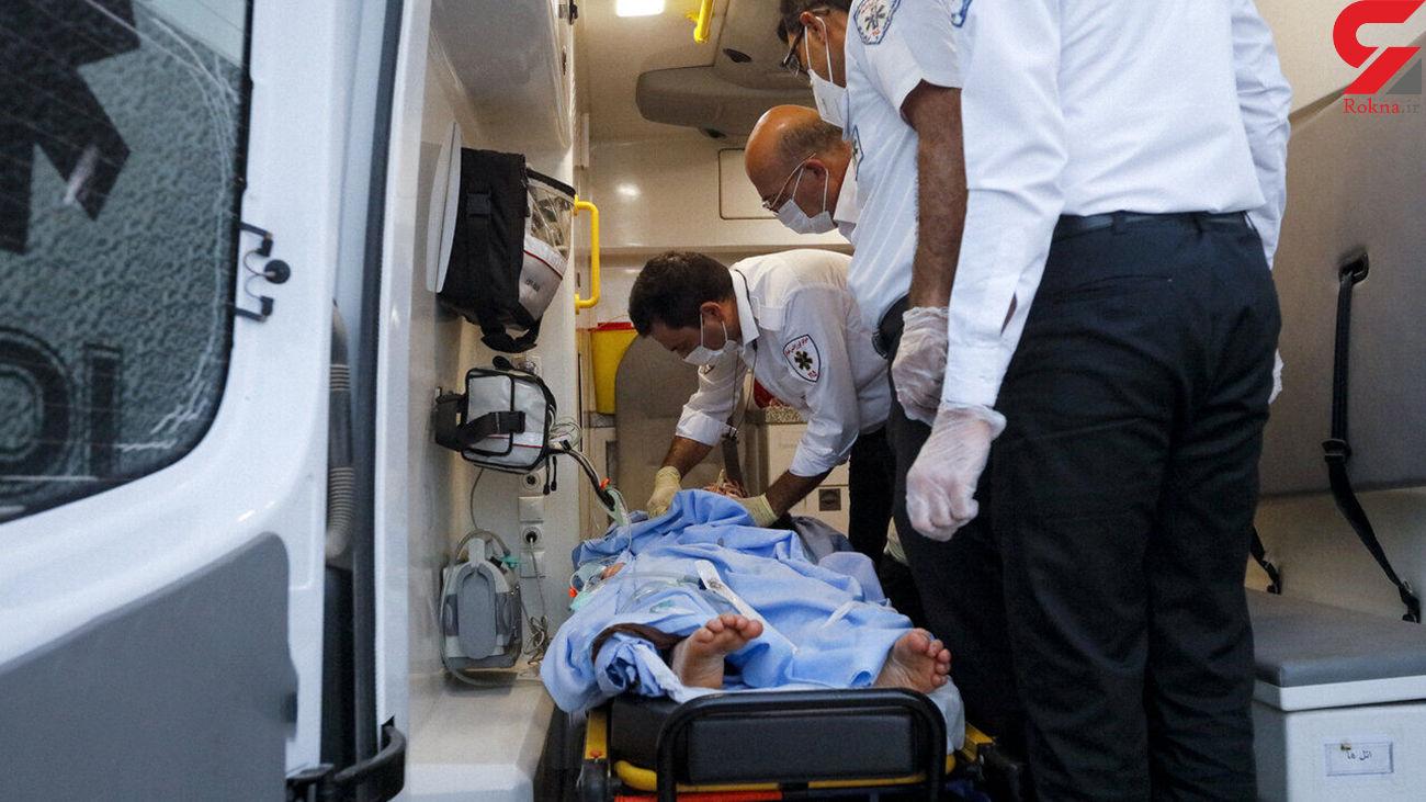 روز پر حادثه در خوزستان / 8  مصدوم به زندگی بازگشتند