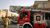 انجام 9 عملیات مهار آتش و امداد و نجات در اهواز طی شبانه روز گذشته