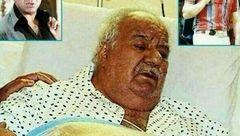 فوری / ناصر ملکمطیعی در بیمارستان بستری شد + عکس