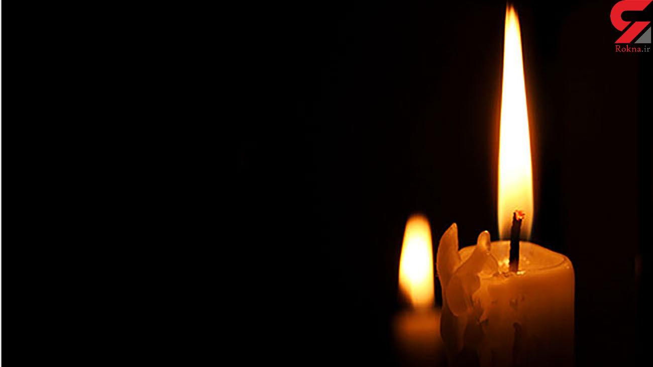 مادر شهیدان عبادیفر«رامنژاد» آسمانی شد