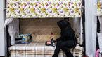 جوان سرباز در فرار از خانه زن خائن پاهایش شکست! / نامادری سوگل افشاگری کرد! + گفتگو در زندان