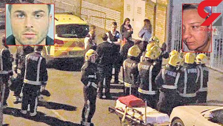 پلیس انگلیس درتعقیب اسیدپاش فراری