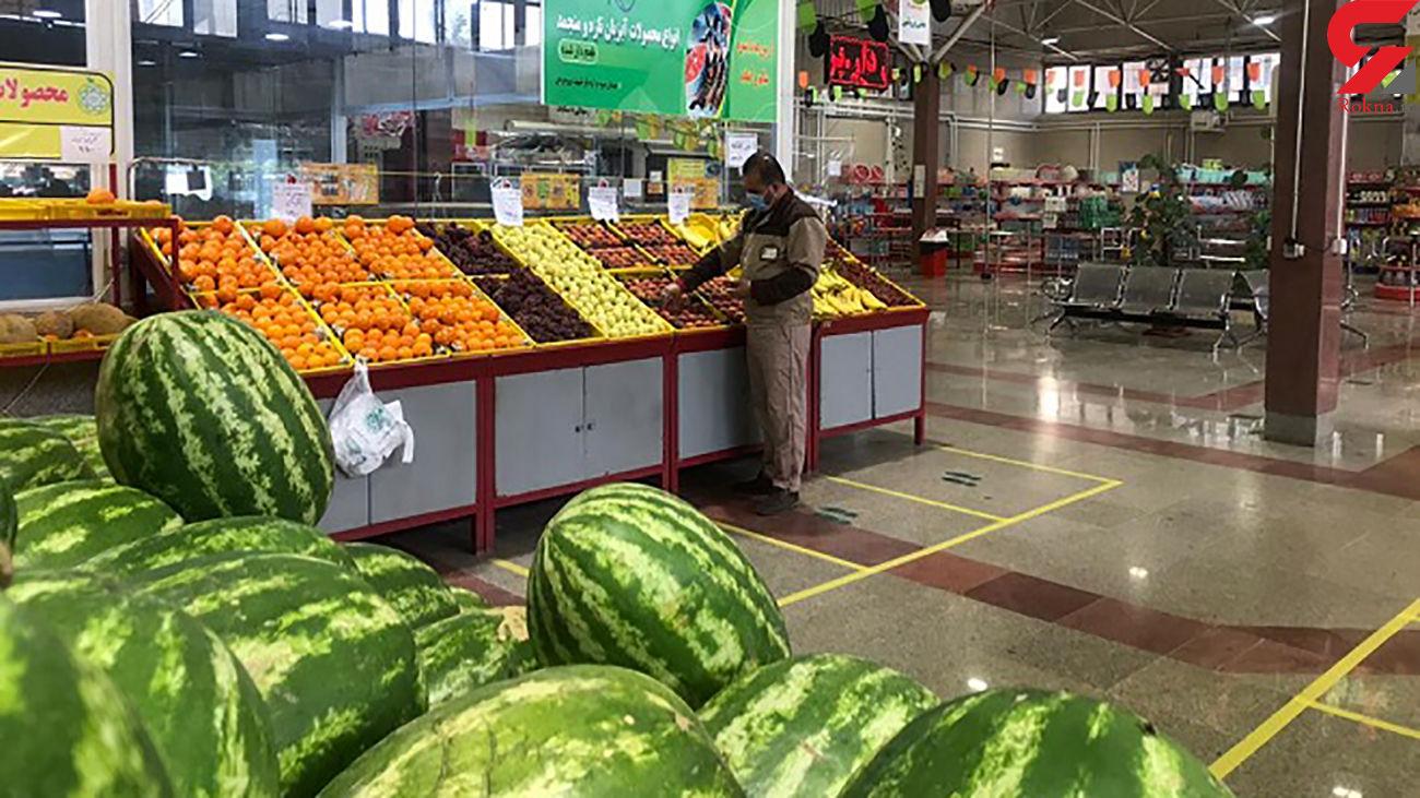 کاهش ۱۰ تا ۱۵ درصدی قیمت میوه به زودی