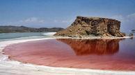 کاهش 36 کیلومتری مساحت دریاچه ارومیه در 2هفته گذشته