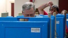 تلاش کمپین ایران، روسیه و چین برای نفوذ در انتخابات میان دورهای آمریکا