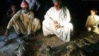 حمله تمساح به یک روستا در سرباز+ عکس