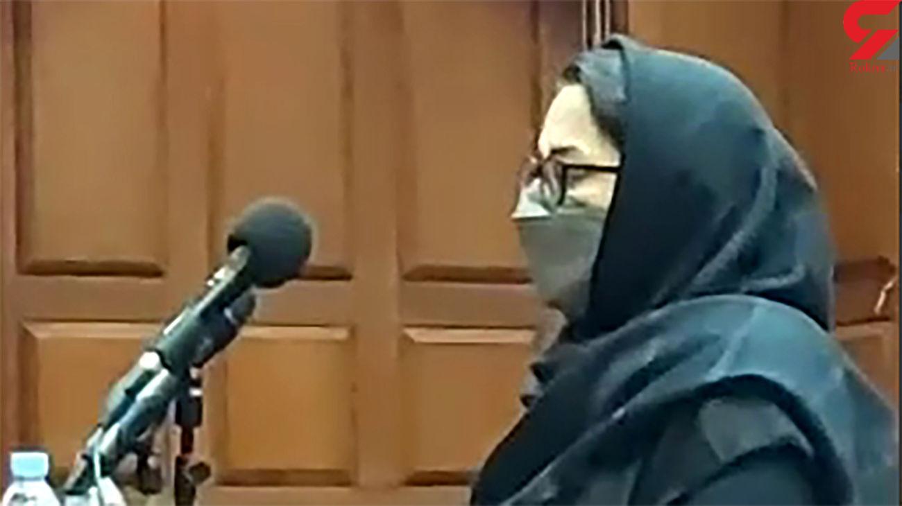 فیلم / این دختر از تجاوزهای جنسی مسعود رجوی فرار کرد!