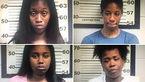 این 4 زن قاتل، مردی را سلاخی کردند /آنها به آپارتمان خلوت رفتند و...+ عکس