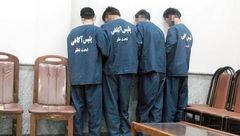 سرقت مسلحانه الماس 50 قیراطی در بازار تهران