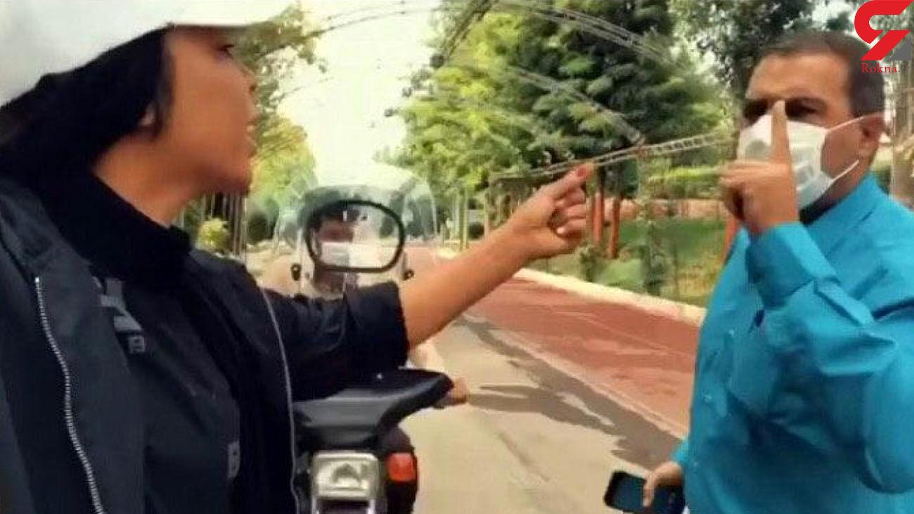 بغض سهیلا منصوریان که از باشگاه انقلاب اخراج شد + فیلم