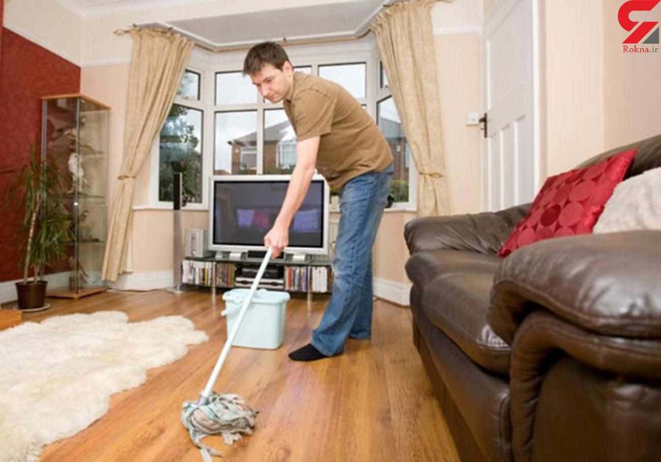 چگونه درست در منزل کار کنیم تا کمردرد نگیریم