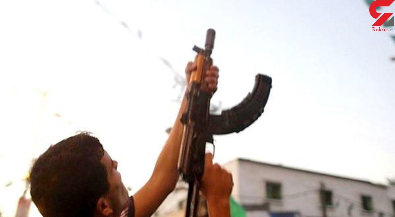استفاده از سلاح در مراسم عزا و عروسی جرم است / پلیس هشدار داد + فیلم