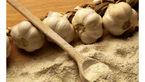 درمان ریزش مو با مصرف سیر