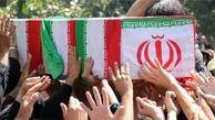 بازگشت پیکر 2 شهید مدافع حرم به کشور + عکس