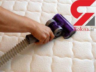 چگونه تشک خوش خواب تخت مان را تمیز کنیم؟