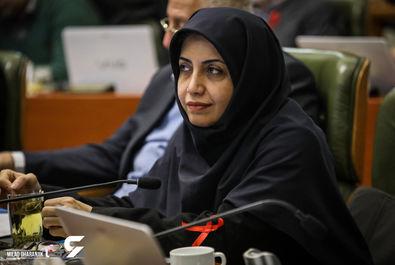 الهام فخاری / عضو شورای شهر تهران