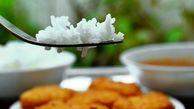 پخت برنج به شیوه ای که چاق نمی شوید