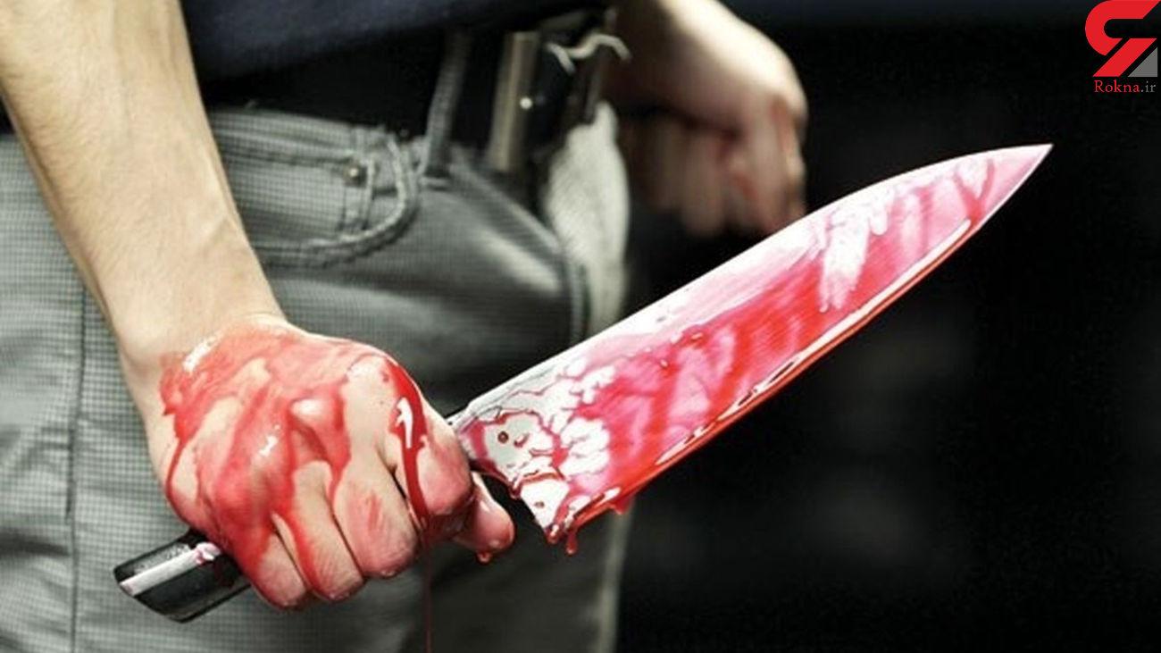 کیک جشن تولد رنگ خون گرفت / قتل در اوج شادی