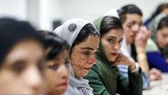 رییسی آرزوی دختران شینآبادی را برآورده کرد + عکس