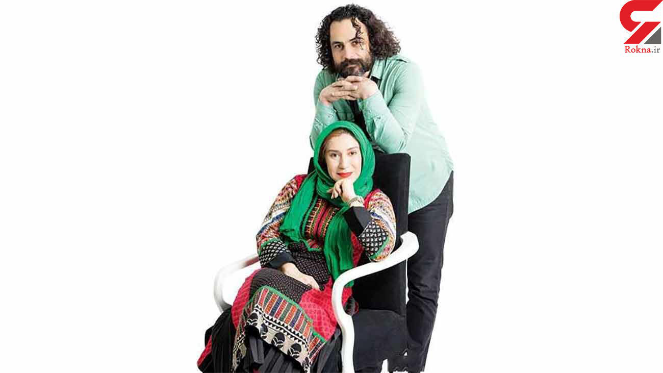 همسر این بازیگر زن ایرانی تاریخ مرگش را می دانست + عکس و فیلم