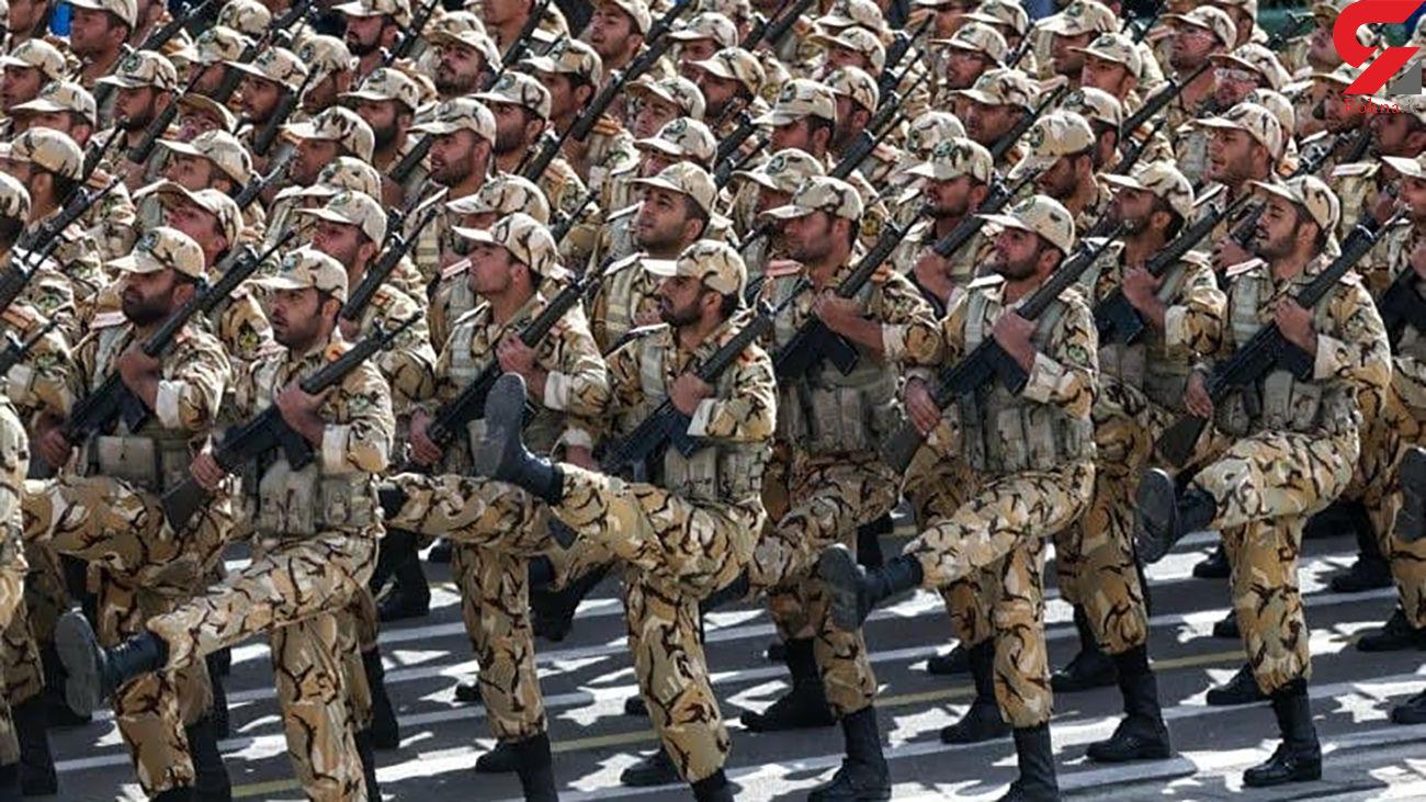 مراسم گرامیداشت ۲۹ فروردین روز ارتش برگزار شد