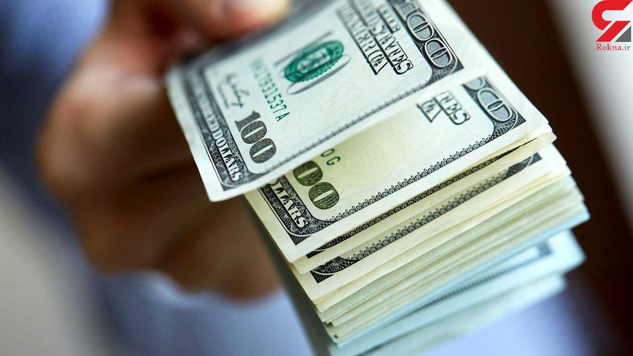 رفت و برگشت قیمت دلار از صبح تا غروب امروز