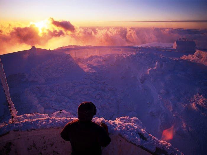با بد آب و هواترین نقاط دنیا آشنا شوید/ از غیر قابل سکونتترین تا برفیترین