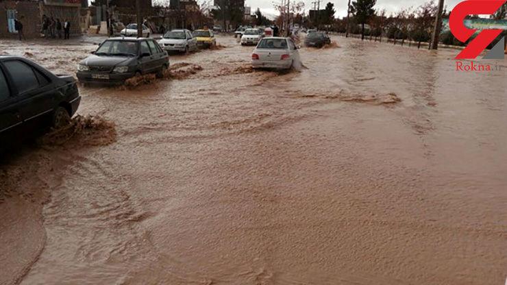 آخرین تلفات سیل مرگبار در خراسان جنوبی / ناپدید شدن ۳ نفر و سرنوشت 5 گردشگر اسیر سیلاب