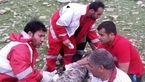 حمله  خرس وحشی به 2 کوهنورد در ایلام + عکس
