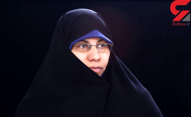 2 بار سرقت مشابه از خانم نماینده تهران در مجلس !  + عکس