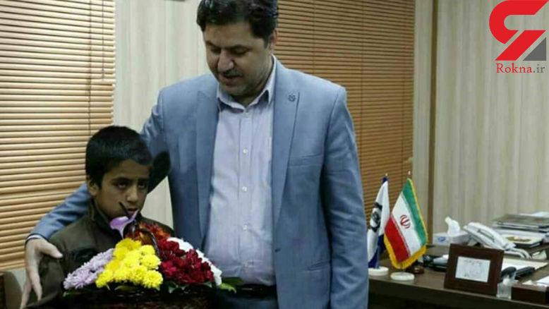 لحظه عذرخواهی شهرداری کرمان از 2 گل فروش پس از شکنجه زشت!+ عکس و فیلم