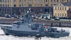 آمادگی روسیه برای فروش ناو موشکانداز به ایران
