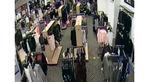 فیلم لحظه تیراندازی خونین در یک مرکز خرید +عکس
