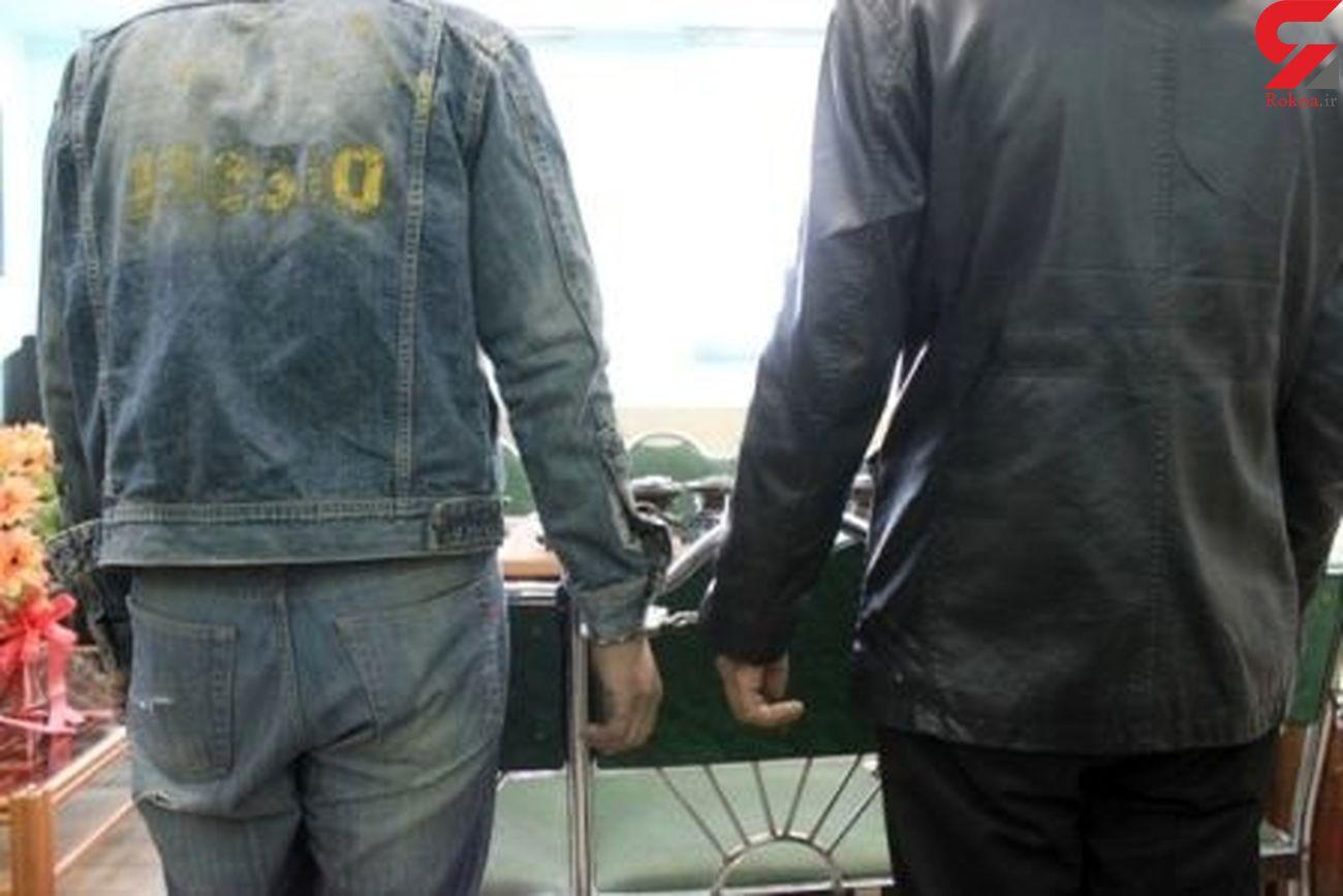 دستگیری 2 شکارچی غیرمجاز در شهرستان روانسر