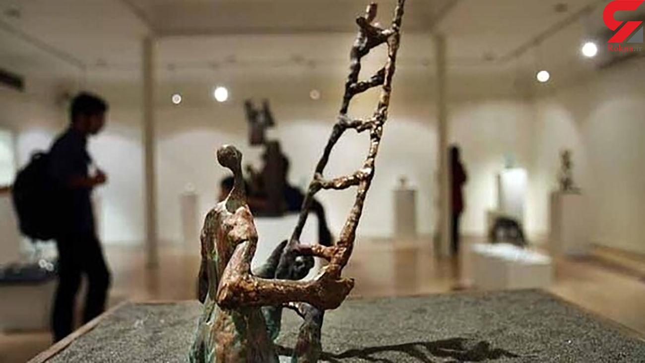 دوسالانه مجسمهسازی در راه است