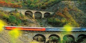 راه آهن ایران به عنوان میراث فرهنگی ثبت جهانی شد