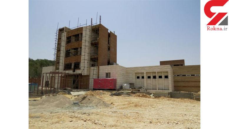 افتتاح ساختمان موزه یاسوج در هفته دولت