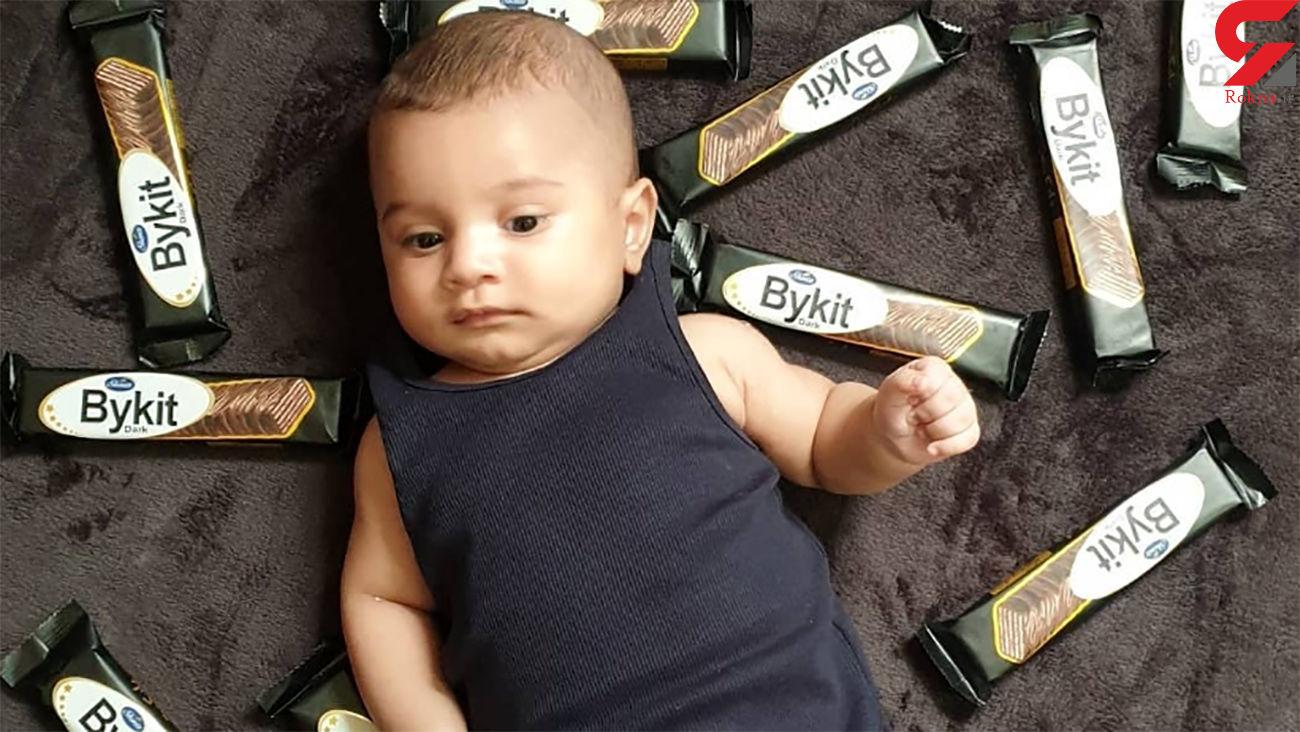 مهرسام 6 ماهه کجاست ؟ یک آشنا کودک اهوازی را با خودروی پدرش دزدید  + عکس ها