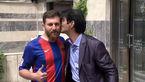 مسی ایرانی: اولین بار پدرم تشویقم کرد + فیلم